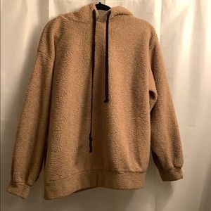 Oak and fort teddy sweater